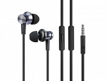 Наушники Xiaomi Mi In-Ear Headphones Basic (HSEJ03JY) синие